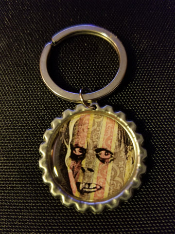 Frilly Phantom Key Chain