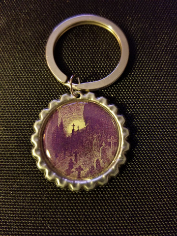 The Valley of Unrest Key Chain