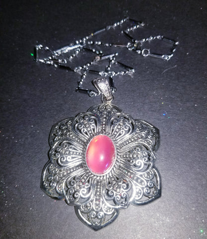 Imperial Moonshine Necklace