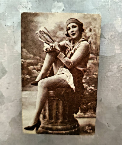 Naughty Vintage French Postcard Magnets
