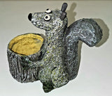 Baby Squirrel Mini Planter by Blob House™