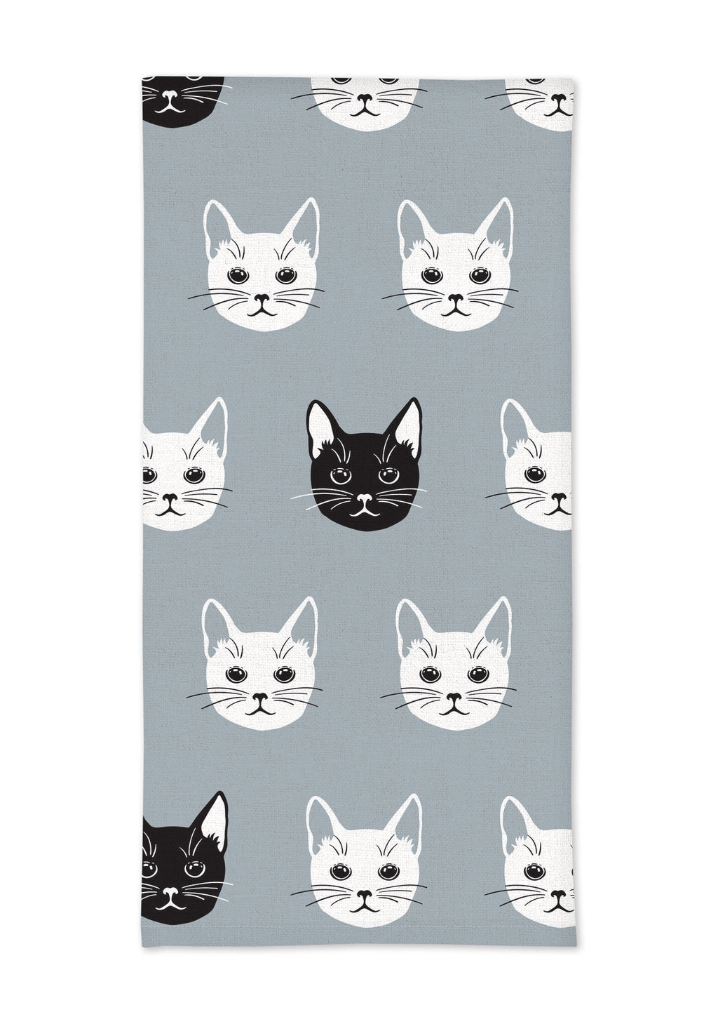 "MUkitchen Cotton Oversized Kitchen Towel, 20 by 30"", Cats"