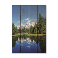 Montana Mottly Photos Grand Teton National Park Mountains Photo Wall Hanging