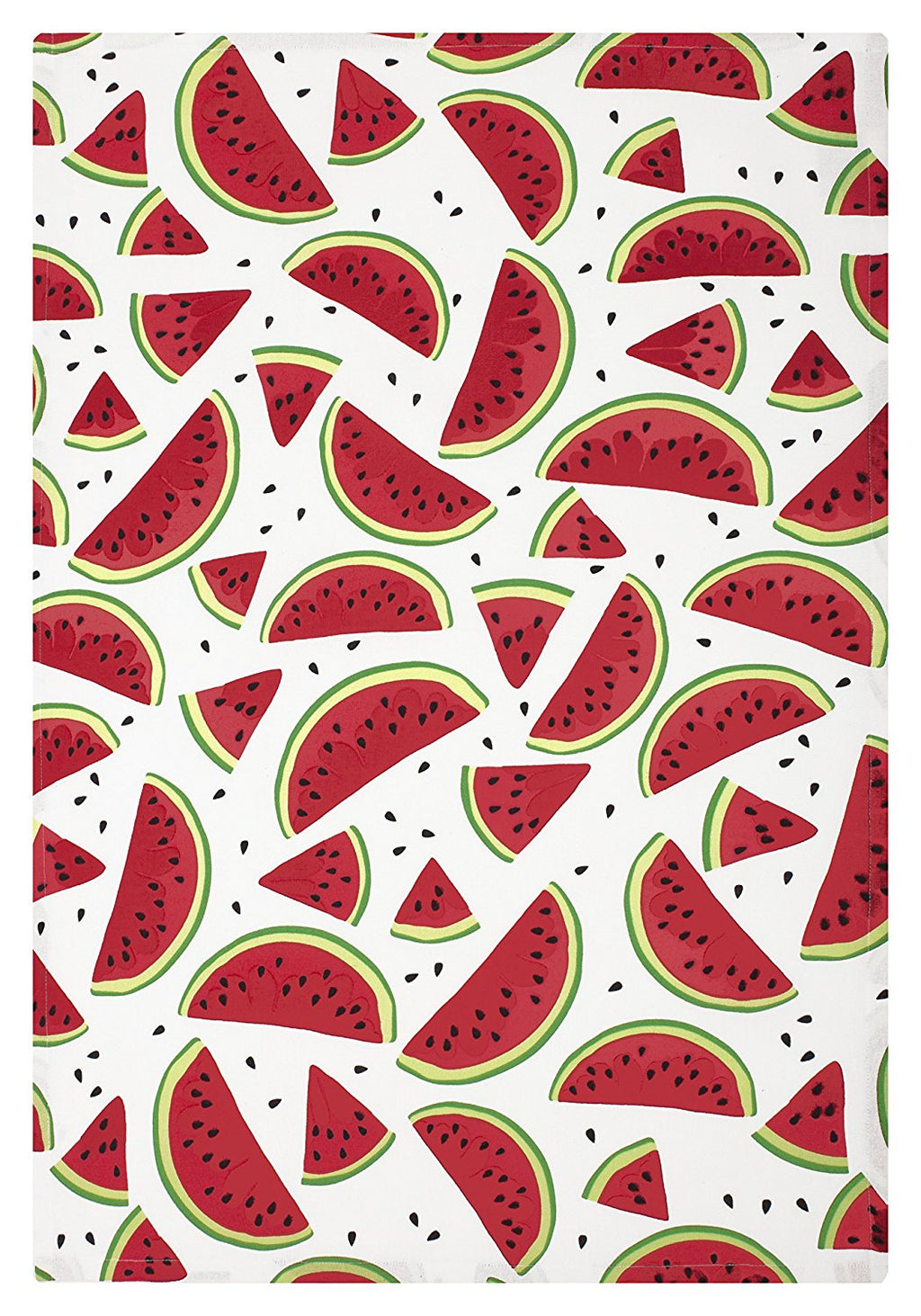 MUkitchen 6629-1861 Kitchen Towel Designer Print Set, Watermelon