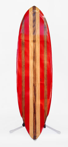 El Guapo Durham Handcrafted Longboards