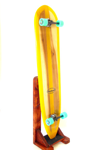 The Mo'D Durham Handcrafted Longboard