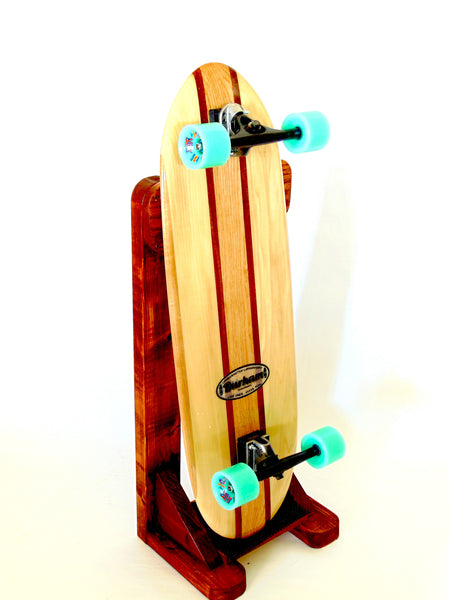 The Penguin Durham Handcrafted Longboard