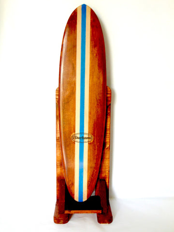 The Raygun Durham Handcrafted Longboard