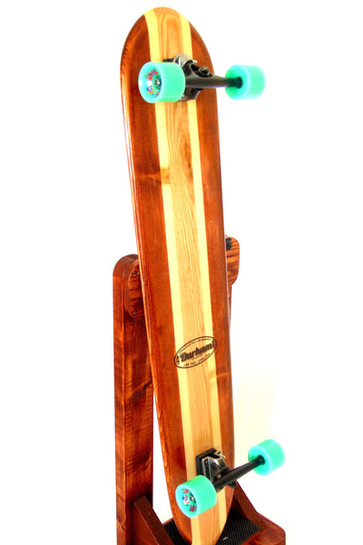 Vintage Pin Durham Handcrafted Longboard