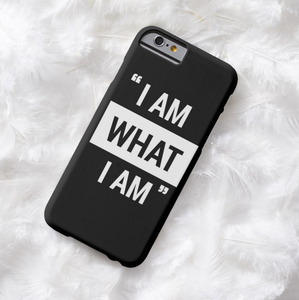 I.M.: I AM WHAT I AM (2 DESIGNS)