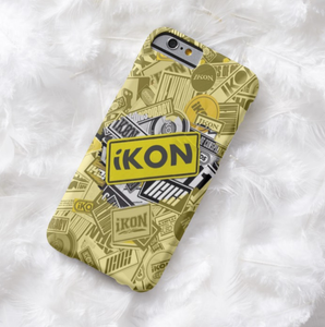 IKON LOGO SPAM (2 DESIGNS)