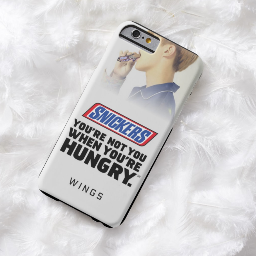 JHOPE: SNICKERS