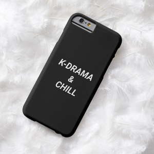 KDRAMA AND CHILL (2 DESIGNS)