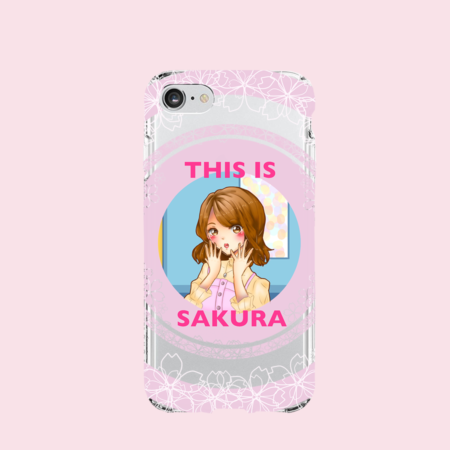 THIS IS SAKURA