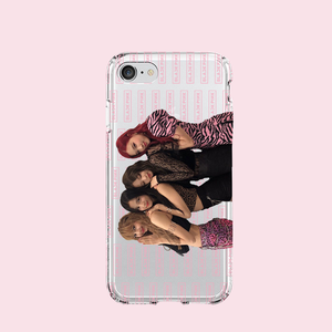[TRANSPARENT/GLITTER] CLOSE BLACKPINK