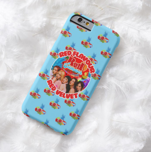 RED SUMMER FRUITY SPAM (2 DESIGNS)