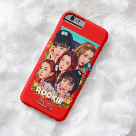 RED VELVET: ROOKIE (6 DESIGNS)