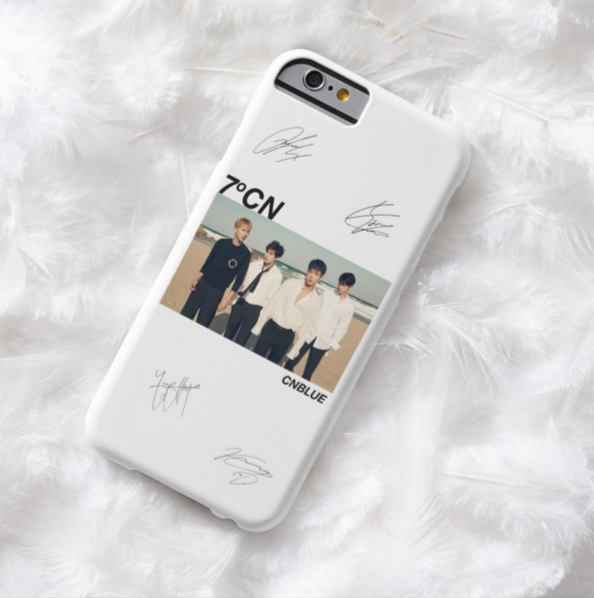 CNBLUE 7°CN SIGNATURES (5 DESIGNS)