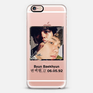 [TRANSPARENT/GLITTER] MONSTER/LUCKY ONE (9 DESIGNS)