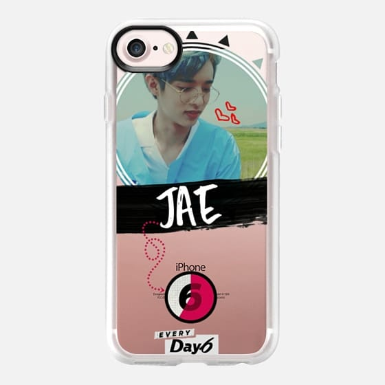 [TRANSPARENT/GLITTER] EVERY DAY6 (5 DESIGNS)