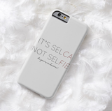 SELCA, NOT SELFIE (2 DESIGNS)