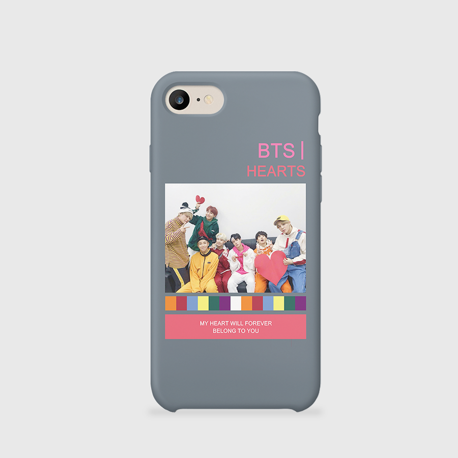 BTS' HEART (8 DESIGNS)