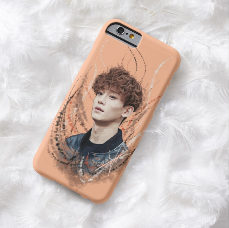 CURLY-HAIRED CHEN