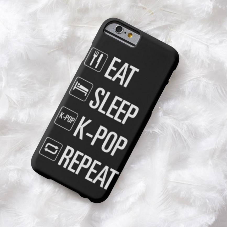 EAT, SLEEP, KPOP, REPEAT