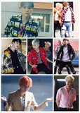 BTS FIRE OUTFITS (7 DESIGNS)