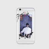 [TRANSPARENT/GLITTER] STRAY KIDS: I AM NOT (9 DESIGNS)