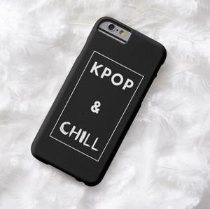 KPOP & CHILL (2 DESIGNS)