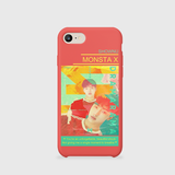 MONSTA X PASTEL QUOTES (7 DESIGNS)