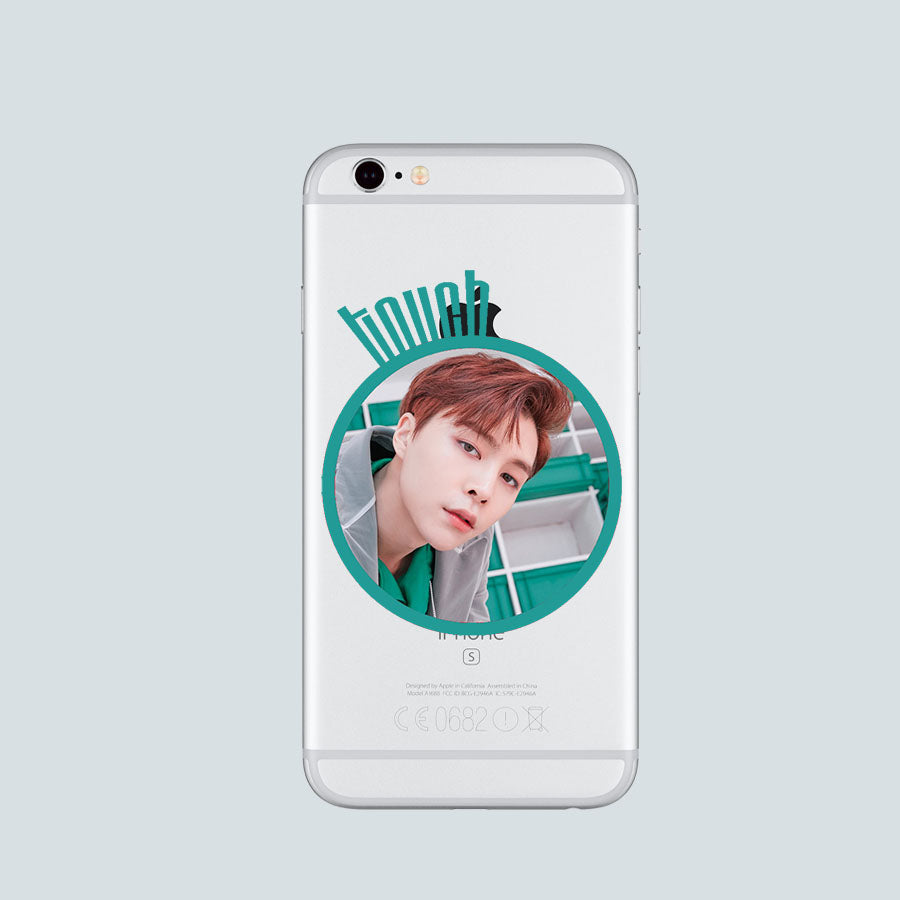 [TRANSPARENT/GLITTER] NCT TOUCH (9 DESIGNS)