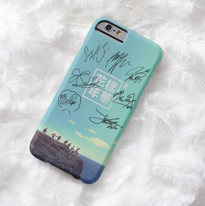 BTS MOOD FOR LOVE PT.2 SIGNATURES (10 DESIGNS)