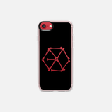 [TRANSPARENT/GLITTER] EXO INVERTED (7 DESIGNS)