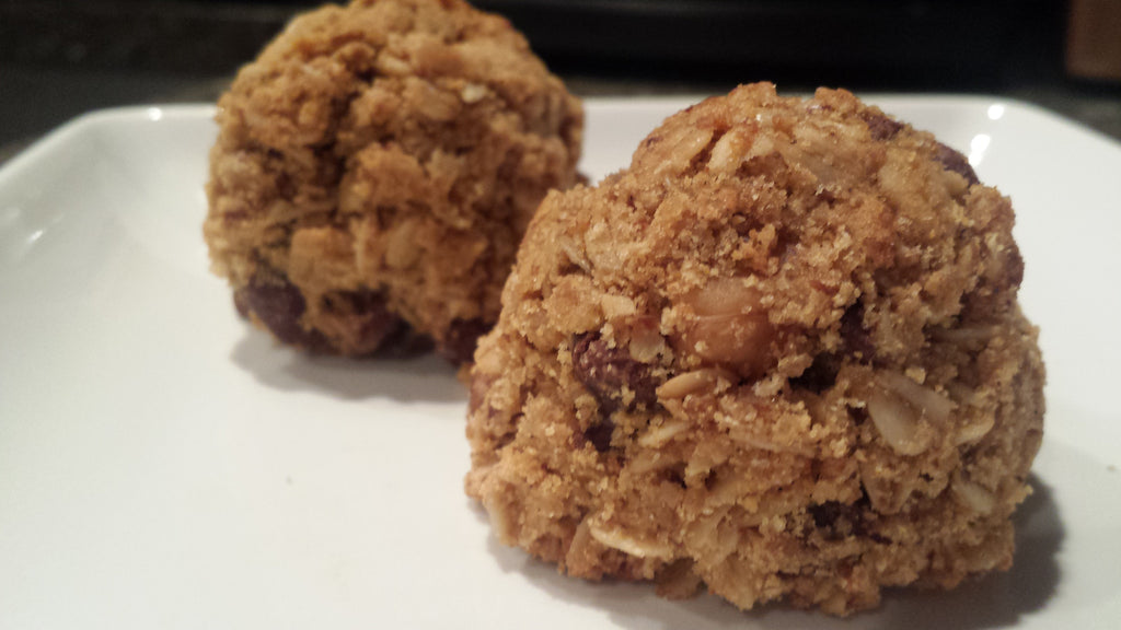 "Oatmeal ""Milkies"" Cookies"