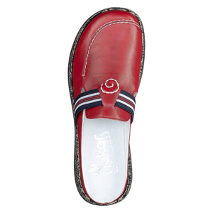 Rieker | 46383-34 | Slip On Red