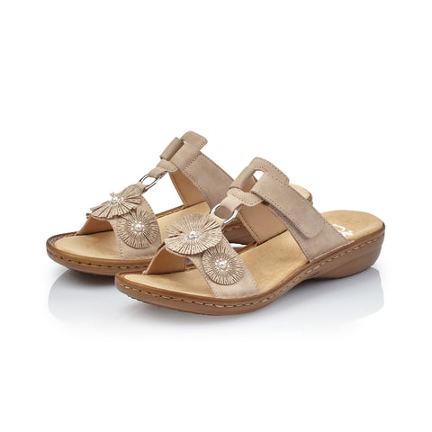 Rieker Ladies Sandal 60847-31