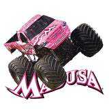 Madusa Cornhole Boards and Corn Hole Bags