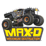 Monster Jam Maximum Destruction Cornhole Boards