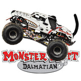 Monster Mutt Dalmatian Cornhole Boards