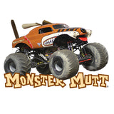 Monster Mutt Cornhole Boards and Corn Hole Bags