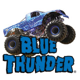 Monster Jam's Blue Thunder