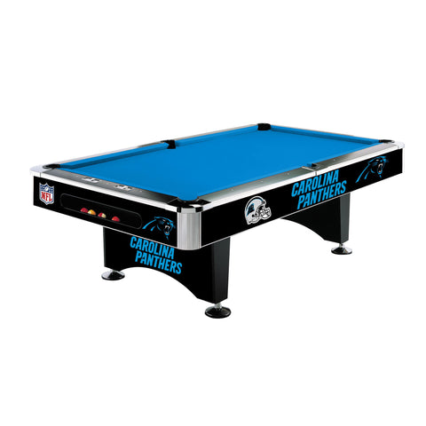 Carolina Panthers 8' NFL Pool Table - Imperial Usa Imp 64-1017