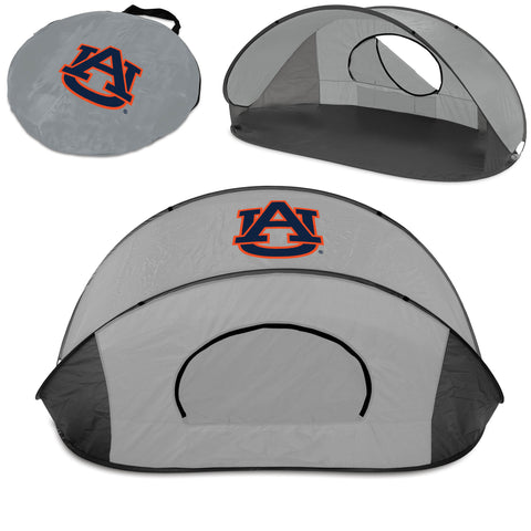 The Auburn Tigers Manta Sun Shelter - Picnic Time 113-00-105-044-0