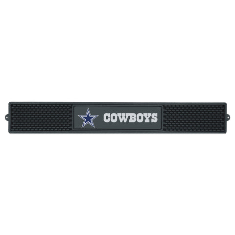 "Drink  Mat (3.25""x24"") - Dallas Cowboys"