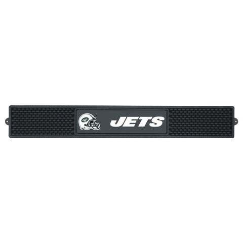 "Drink  Mat (3.25""x24"") - New York Jets"