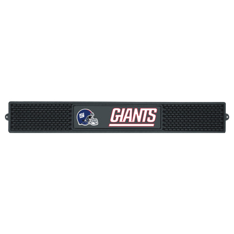 "Drink  Mat (3.25""x24"") - New York Giants"