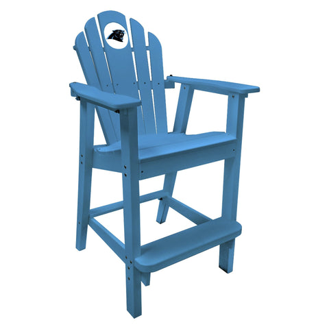 The Carolina Panthers Blue Captains Pub Chair - Imperial181-1117