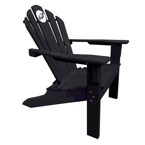The Philadelphia Eagles Black Big Daddy Adirondack Chair - Imperial USA Imp  182-1014
